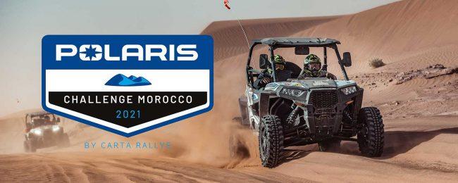 Polaris Challenge Morocco 2021